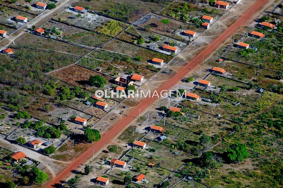 Comunidade em Joaquim Pires, Piauí. 2009. Foto de Zig Koch.