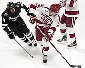 Niko Rufo (PC - 11), Wiley Sherman (Harvard - 25) - The Harvard University Crimson defeated the Providence College Friars 3-0 in their NCAA East regional semi-final on Friday, March 24, 2017, at Dunkin' Donuts Center in Providence, Rhode Island.