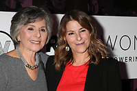 LOS ANGELES - NOV 1:  Barbara Boxer, Nicole Boxer at the Power Women Summit - Thursday at the InterContinental Los Angeles Hotel on November 1, 2018 in Los Angeles, CA