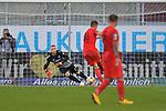 Spiel am 35 Spieltag in der Saison 2019-2020 in der 3. Bundesliga zwischen dem FC Ingolstadt 04 und dem SV Waldhof Mannheim am 24.06.2020 in Ingolstadt. <br /> <br /> Stefan Kutschke (Nr.30, FC Ingolstadt 04) trifft zum 1:0<br /> <br /> Foto © PIX-Sportfotos *** Foto ist honorarpflichtig! *** Auf Anfrage in hoeherer Qualitaet/Aufloesung. Belegexemplar erbeten. Veroeffentlichung ausschliesslich fuer journalistisch-publizistische Zwecke. For editorial use only. DFL regulations prohibit any use of photographs as image sequences and/or quasi-video.