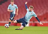 16/04/2018 Arsenal v Blackpool FAYC Semi 2L<br /> <br /> Dylan Sumner