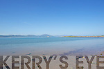 Fenit beach in the sunshine.
