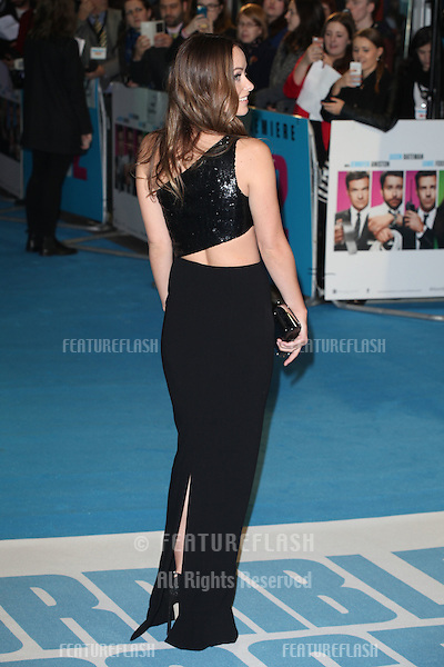 Olivia Wilde arriving for the Horrible Bosses 2 Premiere, Odeon West End, London. 12/11/2014 Picture by: Alexandra Glen / Featureflash