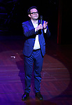 Peter Avery on stage during The Fourth Annual High School Theatre Festival at The Shubert Theatre on March 19, 2018 in New York City.