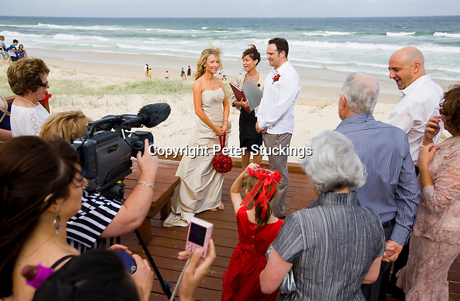 Leah and Toby Wedding, Gold Coast, Australia