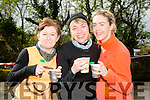 Diane Guilfoyle, Catriona Kennedy and Shona O'Toole. at the BWildered Challenge in Ballymacelligott on Saturday