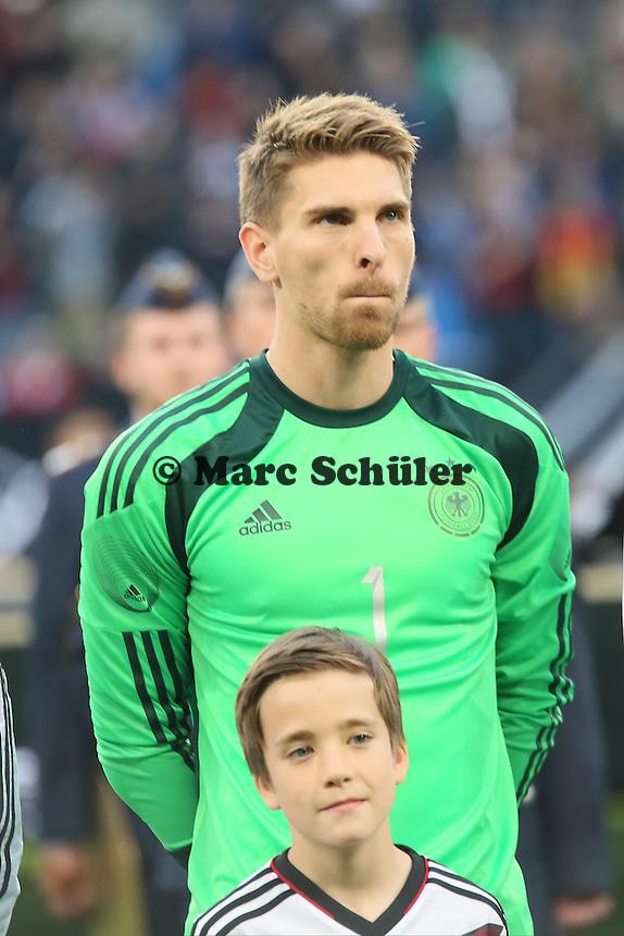 Ron-Robert Zieler (D) - Deutschland vs. Polen, WM-Vorbereitung Testspiel, Imtech Arena Hamburg