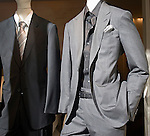 Armani Suits, Mannequins, Upper East Side, New York, New York