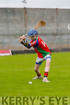 Tadhg McKenna Kilflynn NS Pictured at the Coiste Na Nóg Primary Schools hurling Skills finals at Austin Stack Park Tralee on Tuesday
