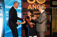 Alberto Herreros during the 80th Aniversary of the National Basketball Team at Melia Castilla Hotel, Spain, September 01, 2015. <br /> (ALTERPHOTOS/BorjaB.Hojas) / NortePhoto.Com