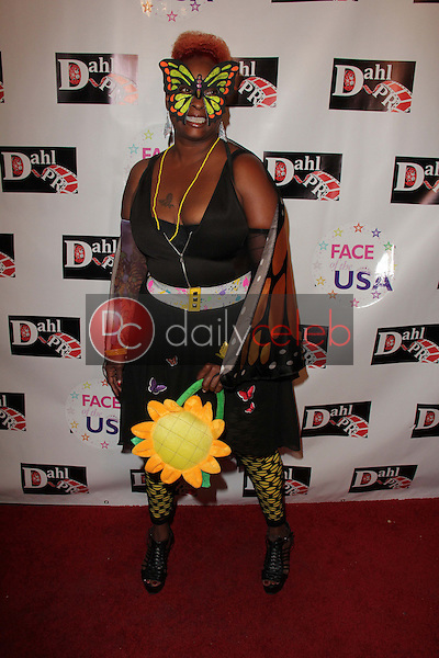 Empress Williams<br /> at the Monster Man Costume Ball, Cabo Wabo, Hollywood, CA 10-16-13<br /> David Edwards/Dailyceleb.com 818-249-4998