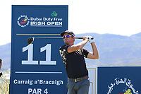 Josh Geary (NZL) during the preview to the Dubai Duty Free Irish Open, Ballyliffin Golf Club, Ballyliffin, Co Donegal, Ireland.<br /> Picture: Golffile | Jenny Matthews<br /> <br /> <br /> All photo usage must carry mandatory copyright credit (&copy; Golffile | Jenny Matthews)
