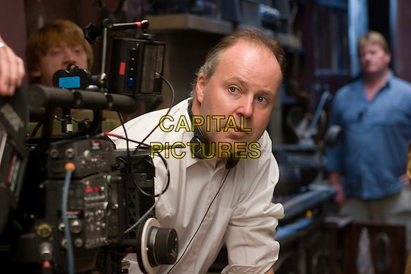 DAVID YATES (DIRECTOR) .on the set of Harry Potter and the Order of the Phoenix .**Editorial Use Only**.CAP/FB.Supplied by Capital Pictures