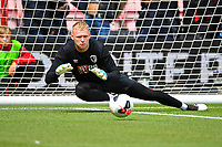 Aaron Ramsdale of AFC Bournemouth starts in goal during AFC Bournemouth vs Sheffield United, Premier League Football at the Vitality Stadium on 10th August 2019