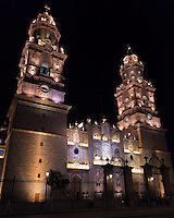 Morelia Catedral, Mexico