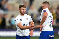 Max Wright of Bath Rugby. Premiership Rugby 7s (Day 2) on July 28, 2018 at Franklin's Gardens in Northampton, England. Photo by: Patrick Khachfe / Onside Images