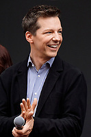 """LOS ANGELES - AUG 2:  Sean Hayes at the """"Will & Grace"""" Start of Production Kick Off Event at the Universal Studios on August 2, 2017 in Universal City, CA"""