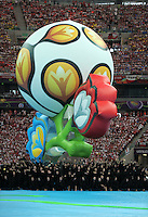 FUSSBALL  EUROPAMEISTERSCHAFT 2012   VORRUNDE Polen - Griechenland      08.06.2012 Impression von der Eroeffnungsfeier