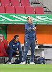 17.06.2020, Fussball 1. Bundesliga 2019/2020, 32. Spieltag, FC Augsburg - TSG 1899 Hoffenheim, in der WWK-Arena Augsburg. Interimstrainer Matthias Kaltenbach (TSG 1899 Hoffenheim)<br /> <br /> Foto: Bernd Feil/MIS/Pool/PIX-Sportfotos<br /> <br /> Nur für journalistische Zwecke! Only for editorial use! <br /> <br /> Gemäß den Vorgaben der DFL Deutsche Fußball Liga ist es untersagt, in dem Stadion und/oder vom Spiel angefertigte Fotoaufnahmen in Form von Sequenzbildern und/oder videoähnlichen Fotostrecken zu verwerten bzw. verwerten zu lassen. DFL regulations prohibit any use of photographs as image sequences and/or quasi-video.    <br /> <br /> National and international NewsAgencies OUT.