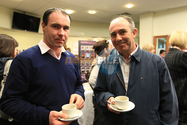 Philip Durnin Thomas collier at the AIB business seminar held in the AIB branch in Dyer Street..Picture Fran Caffrey www.newsfile.ie..