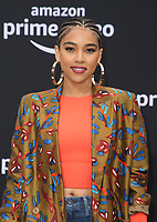 """3 June 2019 - Los Angeles, California - Alexandra Shipp. Premiere Of Amazon Prime Video's """"Chasing Happiness""""  held at the Regency Bruin Theater. <br /> CAP/ADM/FS<br /> ©FS/ADM/Capital Pictures"""