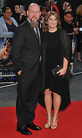 Mike Williams and Felicia Williams at the &quot;Deepwater Horizon&quot; European film premiere, The Empire cinema, Leicester Square, London, England, UK, on Monday 26 September 2016.<br /> CAP/CAN<br /> &copy;CAN/Capital Pictures /MediaPunch ***NORTH AND SOUTH AMERICAS ONLY***