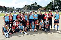 North Island Under 15 Girls Softball Championships at Hataitai Park, Wellington, New Zealand on Friday 4th January 2013, <br /> Photo by Masanori Udagawa<br /> www.photowellington.com