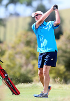 Phil (thy) Aickin. Day One of the Toro NZ Speed Golf Open,  Windross Farm Golf Course, Auckland, New Zealand. Saturday 24 February 2018. Photo: Simon Watts/www.bwmedia.co.nz