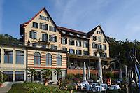 Hotelrestaurant Zürichberg in Zürich, Schweiz
