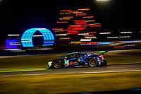 #86 MEYER SHANK RACING W  / CURB AGAJANIAN (USA) ACURA NSX GT3 GTD MARIO FARNBACHER (CHE) TRENT HINDMAN (USA) JUSTIN MARKS (USA) AJ ALLMENDINGER (USA)