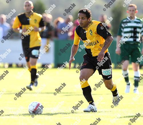 2009-07-18 / voetbal / seizoen 2009-2010 / Lierse SK / Mohamed Abdel Wahed..Foto: Maarten Straetemans (SMB)