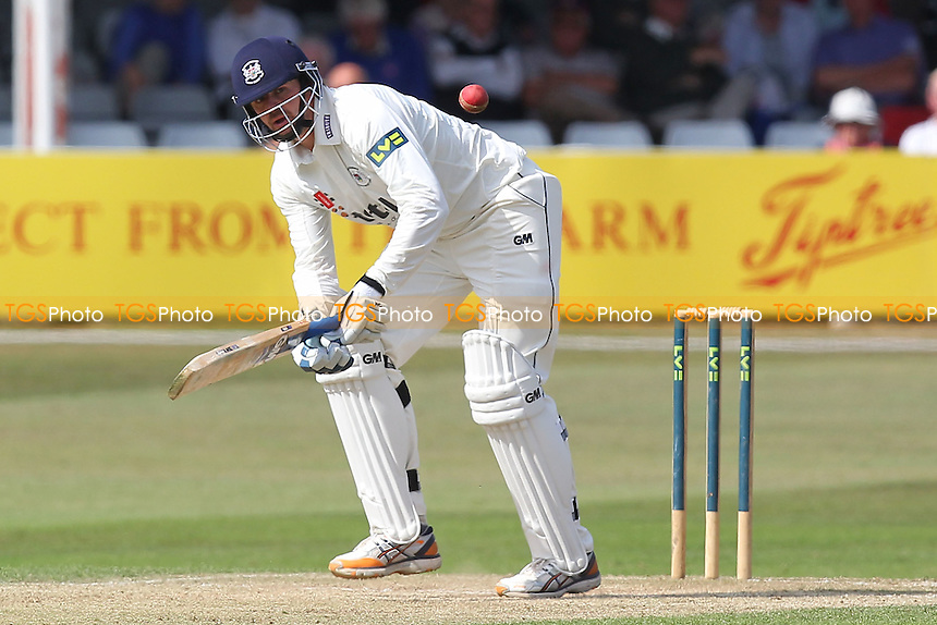 Alex Gidman in batting action for Gloucestershire - Essex CCC vs Gloucestershire CCC - LV County Championship Division Two Cricket at the Ford County Ground, Chelmsford - 01/07/14 - MANDATORY CREDIT: Gavin Ellis/TGSPHOTO - Self billing applies where appropriate - contact@tgsphoto.co.uk - NO UNPAID USE