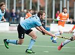 WASSENAAR - Hoofdklasse hockey heren, HGC-Bloemendaal (0-5)  Siem Schoenaker (HGC)      COPYRIGHT KOEN SUYK