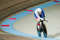 Picture by Alex Whitehead/SWpix.com - 22/03/2018 - Cycling - 2018 UCI Para-Cycling Track World Championships - Rio de Janeiro Municipal Velodrome, Barra da Tijuca, Brazil - Jon-Allan Butterworth of Great Britain competes in the Men's C5 1km Time Trial final.