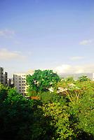RIO DE JANEIRO, RJ, 27.11.2015 - CLIMA-RJ - Ceu aberto é visto em Jacarepagua região norte do Rio de Janeiro, neste sexta-feira, 27. (Foto: Marcus Victorio/Brazil Photo Press)