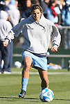07 December 2008: North Carolina's Tobin Heath. The University of North Carolina Tar Heels defeated the Notre Dame Fighting Irish 2-1 at WakeMed Soccer Park in Cary, NC in the championship game of the 2008 NCAA Division I Women's College Cup.