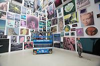 dOCUMENTA (13) in Kassel, Germany..Documenta-Halle..Yan Lei.