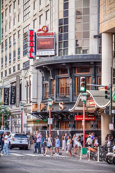 Verizon Center Downtown Washington DC Shopping and Dining