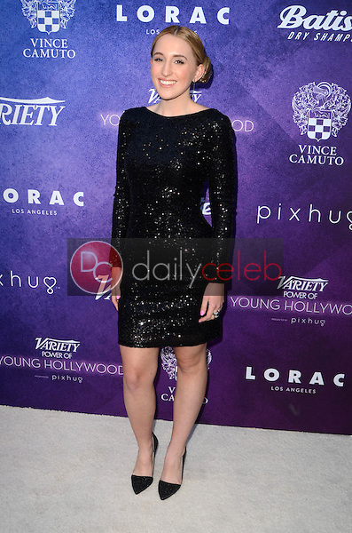 Harley Quinn Smith<br /> at the Variety Power of Young Hollywood Event, Neuehouse, Hollywood, CA 08-16-16<br /> David Edwards/DailyCeleb.com 818-249-4998