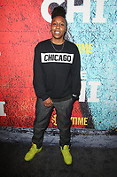 03 January 2018 - Los Angeles, California - Lena Waithe. Showtime's &quot;The Chi&quot; Los Angeles Premiere held at Downtown Independent.     <br /> CAP/ADM/FS<br /> &copy;FS/ADM/Capital Pictures