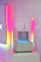 modern light installation