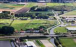 NOORDWIJKERHOUT - Tespelduyn , luchtfoto . FOTO KOEN SUYK