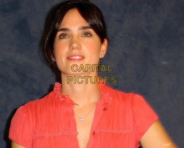 JENNIFER CONNOLLY.Press conference in the Grand Trianon room at the Beverly Wilshire, Beverly Hills, USA..November 16th, 2006.headshot portrait Connelly.CAP/AW.©Anita Weber/Capital Pictures