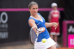 Sara ERRANI (ITA) | FED CUP 2013, World Group Semifinals :: ITA vs CZE :: 1st day - Apr, 20th 2013.