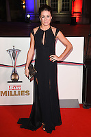 Natalie Pinkham<br /> at the Millies 2016, Guildhall, London.<br /> <br /> <br /> &copy;Ash Knotek  D3212  14/12/2016