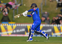 Craig Cachopa bats during the Dream11 Super Smash cricket final between the Wellington Firebirds and Auckland Aces at Basin Reserve in Wellington, New Zealand on Sunday, 19 January 2020. Photo: Dave Lintott / lintottphoto.co.nz