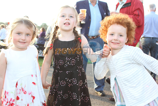 at the Bellewstown Races..Picture Jenny Matthews/Newsfile.ie