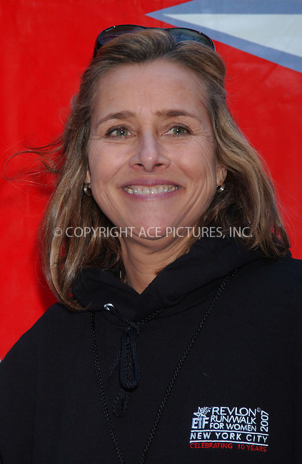 WWW.ACEPIXS.COM . . . . .....May 5, 2007. New York City.....Meredith Vieira attends the EIF Revlon Annual Run/Walk For Women...  ....Please byline: Kristin Callahan - ACEPIXS.COM..... *** ***..Ace Pictures, Inc:  ..Philip Vaughan (646) 769 0430..e-mail: info@acepixs.com..web: http://www.acepixs.com