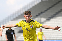 Billy Gilmore of Chelsea and Scotland U21's during South Korea Under-21 vs Scotland Under-21, Tournoi Maurice Revello Football at Stade Parsemain on 2nd June 2018