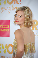 Beth Behrs at the 2014 TrevorLIVE Los Angeles Gala at the Hollywood Palladium.<br /> December 7, 2014  Los Angeles, CA<br /> Picture: Paul Smith / Featureflash